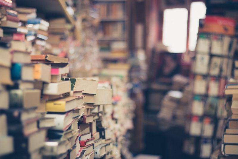 Antikvariat je zakladnica knjig vseh starosti