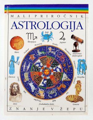 Astrologija : mali priročnik
