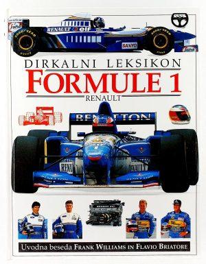 Dirkalni leksikon Formule 1