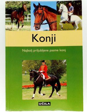 Konji : najbolj priljubljene pasme konj