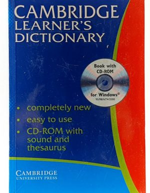 Cambridge learner`s dictionary