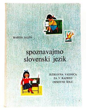 Spoznavajmo slovenski jezik