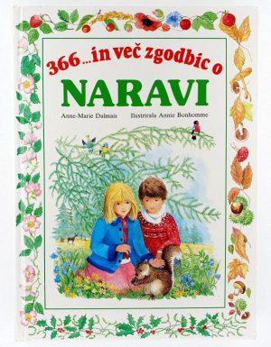 366 in več zgodbic o naravi