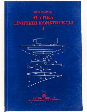 Statika linijskih konstrukcij 1