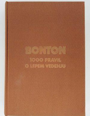 Bonton : 1000 pravil o lepem vedenju