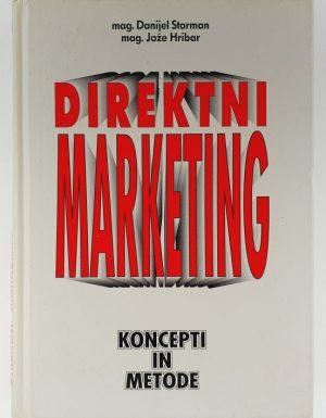 Direktni marketing : koncepti in metode