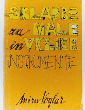 Skladbe za mlade in velike instrumente