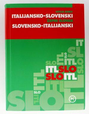 Italijansko – slovenski, slovensko – italijanski žepni slovar