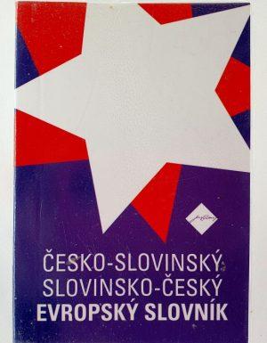 Češko – slovenski in Slovensko – češki evropski slovar