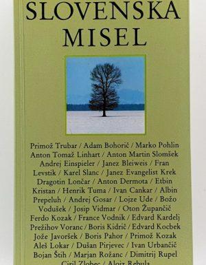 Slovenska misel : eseji o slovenstvu