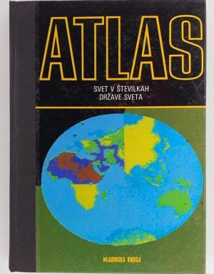 Atlas : svet v številkah – države sveta