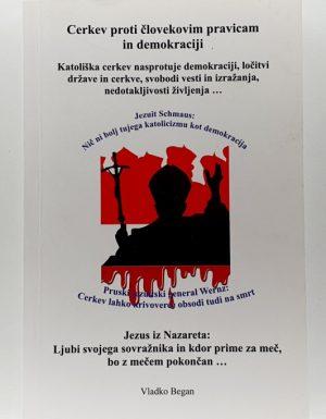 Cerkev proti človekovim pravicam in demokraciji