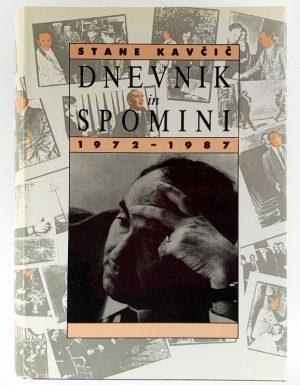 Dnevnik in spomini 1972 – 1987