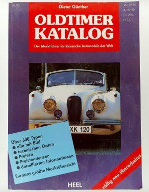 Oldtimer katalog : Der Marktführer fur klassische Automobile der Welt