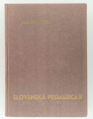 Slovenska pesmarica drugi del
