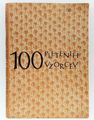 100 pletenih vzorcev