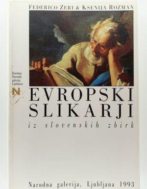 Evropski slikarji iz slovenskih zbirk