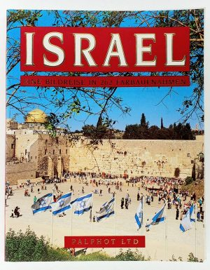 Israel : eine bildreise in 262 farbaufnahmen