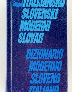 Italijansko – slovenski in slovensko – italijanski slovar = Dizionario italiano – sloveno e sloveno – italiano