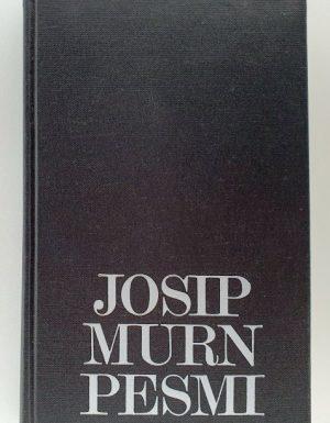 Josip Murn Pesmi