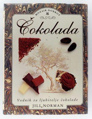 Čokolada : vodnik za ljubitelje čokolade