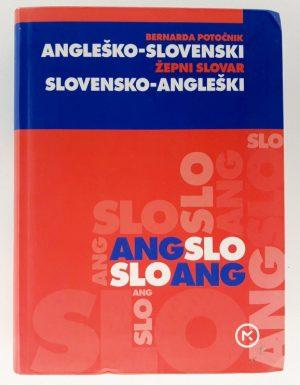 Angleško – slovenski, slovensko – angleški žepni slovar