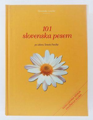 101 slovenska pesem