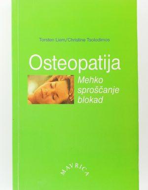 Osteopatija : mehko sproščanje blokad
