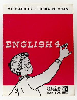 English 4 : angleški učbenik za 8. razred osnove šole