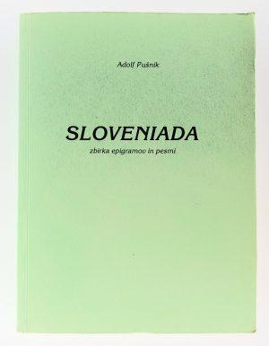 Sloveniada : zbirka epigramov in pesmi
