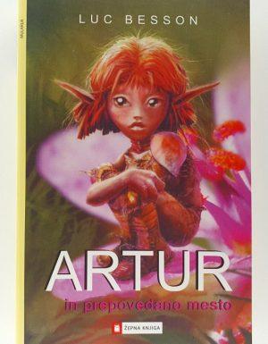 Artur in prepovedano mesto