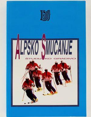 Alpsko smučanje : študijsko gradivo