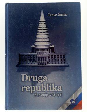 Druga republika : Slovenija vrednot : izbrani govori