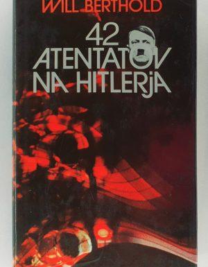 42 atentatov na Hitlerja